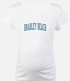 Bradley Beach New Jersey NJ Blue Shirt