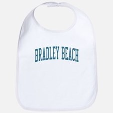 Bradley Beach New Jersey NJ Blue Bib