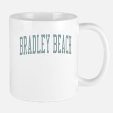 Bradley Beach New Jersey NJ Green Mug
