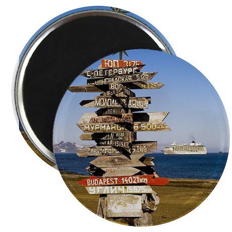 Antarctica 3 Magnet
