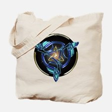 The Triquetra Tote Bag