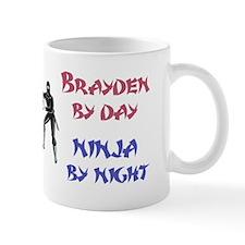 Brayden - Ninja by Night Mug