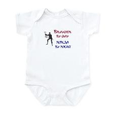 Brayden - Ninja by Night Infant Bodysuit