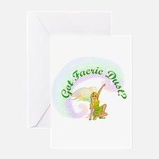 Got Fairy Dust? Greeting Card