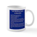 12 steps for bush cultists Mug