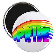 Rainbow Pride Magnet