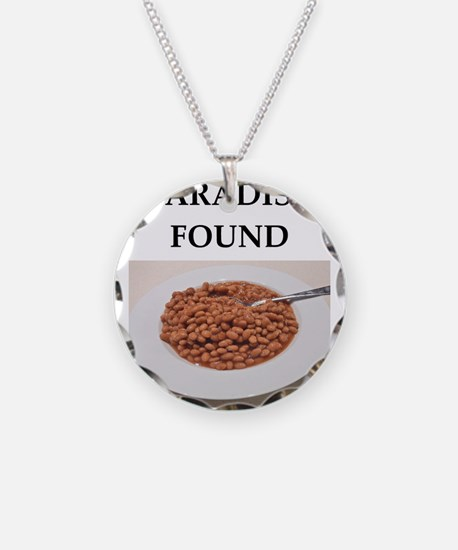 baked beans Necklace