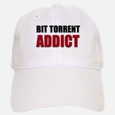 Bit Torrent Baseball Baseball Cap