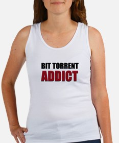 Bit Torrent Women's Tank Top