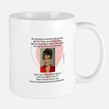 Why I Love Sarah Palin Mug