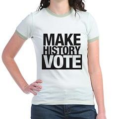 Make History: Vote T