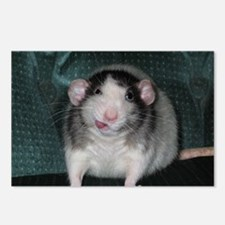 Funny Rat Postcards (Package of 8)