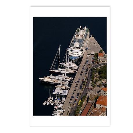 Kotor-Montenegro Postcards (Package of 8)