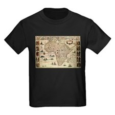 Ancient Africa Map T