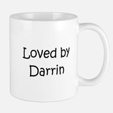 Unique Darrin Mug