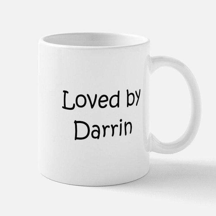 Cute Darrin Mug