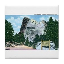 Black Hills SD Tile Coaster