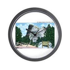 Black Hills SD Wall Clock