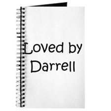 Unique Darrell name Journal