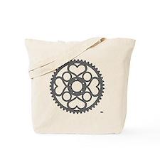 Coeur Chainring rhp3 Tote Bag