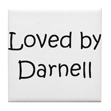 Cute Darnell Tile Coaster
