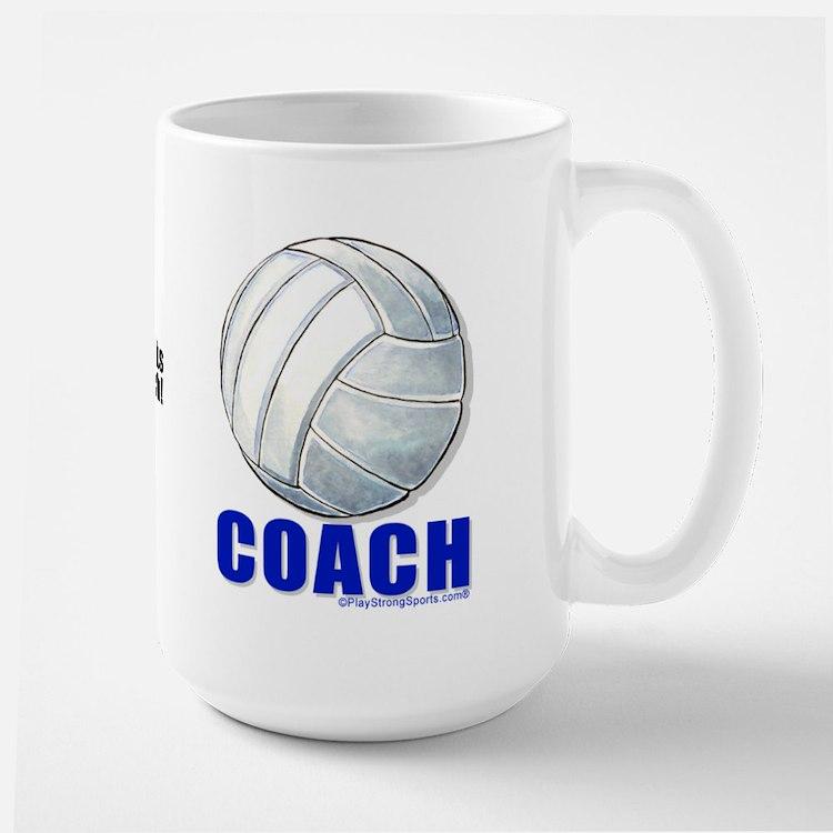 Thanks Coach Volleyball Mug
