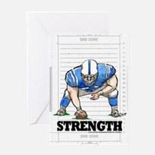 Champion's Series Strength Birthday Card #1518