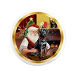 Santa's Lab (blk)#1 3.5