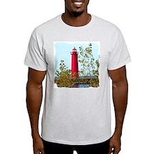 Muskegon Lighthouse T-Shirt
