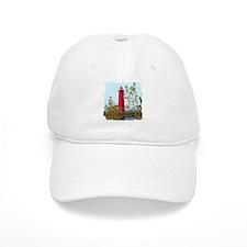 Muskegon Lighthouse Baseball Cap