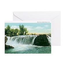 Sioux falls SD Greeting Card