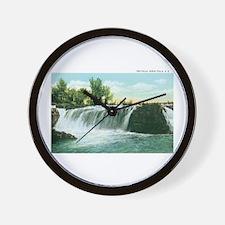 Sioux falls SD Wall Clock