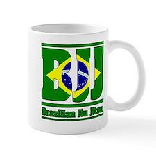 BJJ Brazilian Jiu Jitsu Small Mug