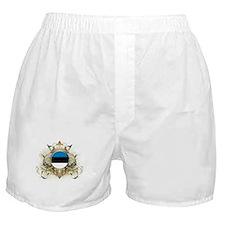 Estonia Boxer Shorts