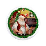 Santa's Pomeranian #1 3.5