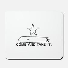Gonzales Flag Mousepad