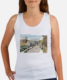 Chattanooga Tennessee TN Women's Tank Top