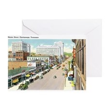 Chattanooga Tennessee TN Greeting Card