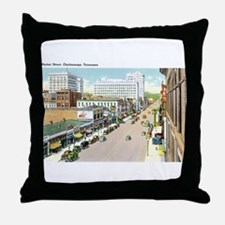 Chattanooga Tennessee TN Throw Pillow