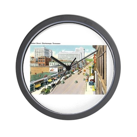 Chattanooga Tennessee TN Wall Clock