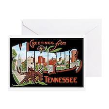 Memphis TN Greeting Cards (Pk of 20)