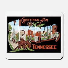 Memphis TN Mousepad