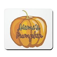 Mimi's Pumpkin Mousepad