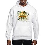 Palm Tree Estonia Hooded Sweatshirt