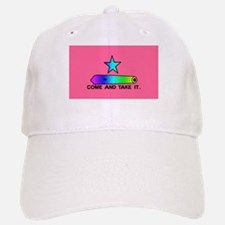 Gay Pride Gonzales Flag Baseball Baseball Cap
