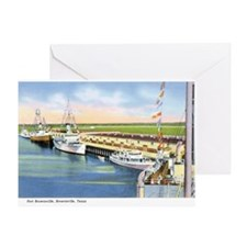 Brownsville Texas TX Greeting Card