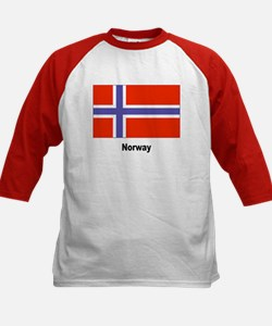 Norway Flag (Front) Tee