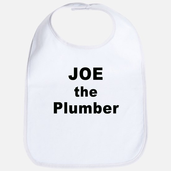 Joe the Plumber Costume Bib