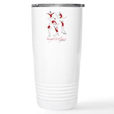 Strength & Elegance Travel Mug