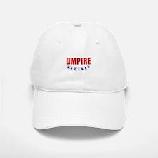 Retired Umpire Baseball Baseball Cap